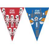 "Wimpel-Girlande ""Star Wars - Comic Wars"" 2,3 m"