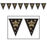 Wimpel-Girlande VIP 3,7 m