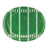 XL-Pappteller Football Feld 8er Pack