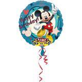 """XL Folien-Ballon mit Musik """"Micky Maus"""" 71 cm"""