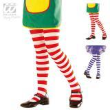 """Zweifarbige Kinder-Strumpfhose """"Streifen-Optik"""""""