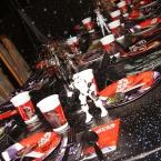 Geburtstagsparty mit Star Wars-Invasion