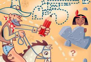Mit Tollen Kostümierungen, Z.B. Als Cowboy, Als Cowgirl, Squaw Oder Als  Wilder Indianer Machen Sie Den Kindern Eine Wahre Freude Und Sind Perfekt  ...