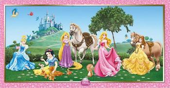 Die Disney Prinzessinnen Laden Zum Ball Ein