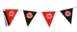 Wimpel-Girlande - Eintracht Frankfurt
