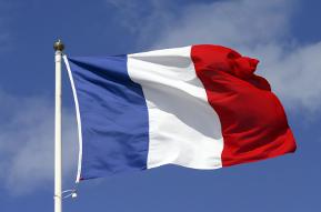 Frankreich im party fieber Dekoration frankreich