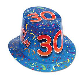 Geburtstags-Zylinder