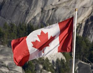 Deko für Kanada