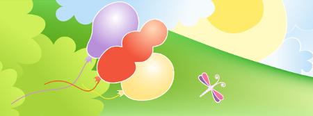 Kinder-Geburtstag
