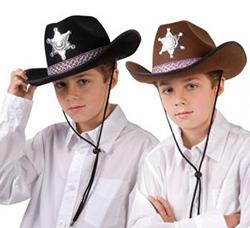 Cowboyhüte für Kinder