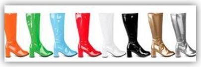 Schuhe fürs Kostüm