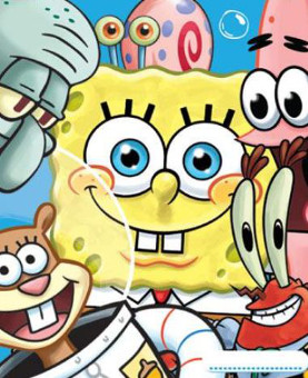 PartyDeko Spongebob
